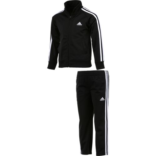 adidas Boys' Tricot Jacket Set