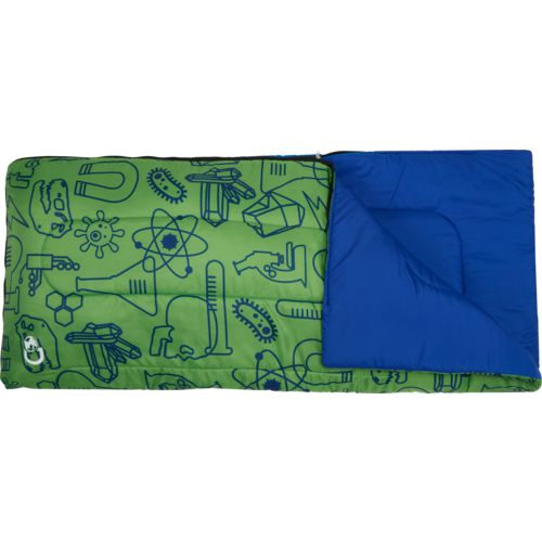Discovery Adventures Kids' Dinosaur Sleeping Bag Combo Set
