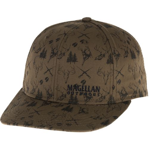 Magellan Outdoors Men's Summerville Printed Hat - view number 2