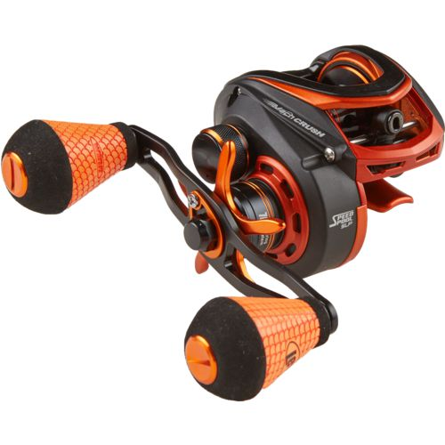 Display product reviews for Lew's Mach Crush 1 SH Speed Spool SLP Baitcast Reel