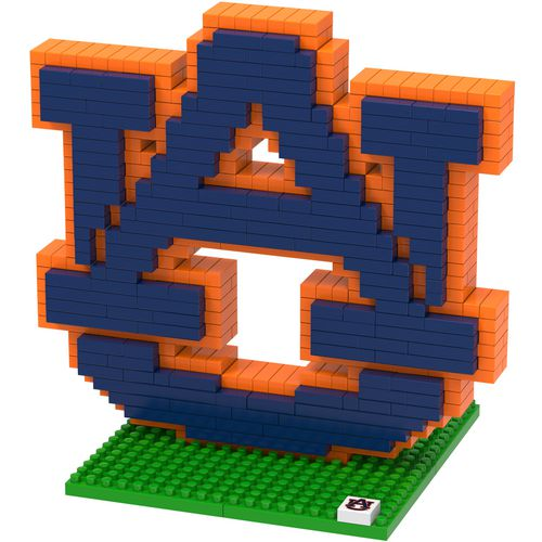 Forever Collectibles Auburn University 3-D Logo Puzzle