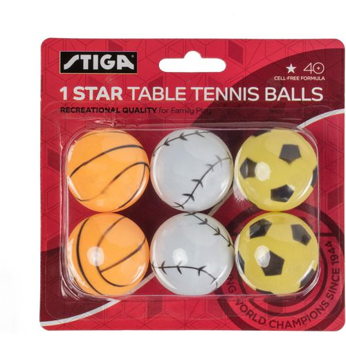Ping pong balls academy for 1 star table tennis balls