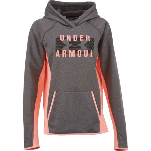 Under Armour Women's Twist Big Logo Hoodie