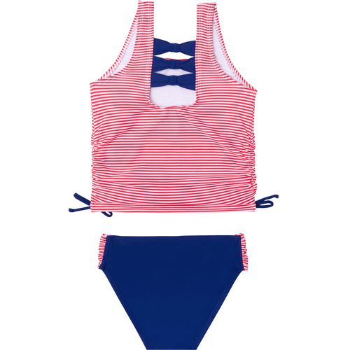 O'Rageous Girls' Sailor Stripe 2-Piece Tankini - view number 2