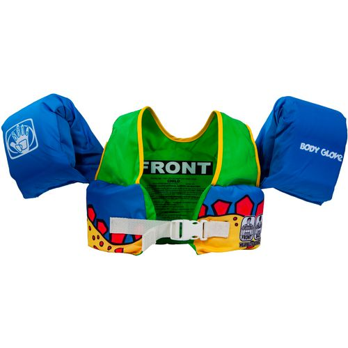 Body Glove Kids' Stegosaurus Paddle Pals Motion Swim Life Vest - view number 2