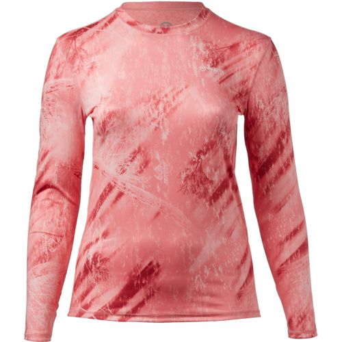 Display product reviews for Magellan Outdoors Women's Realtree Fishing CoolCore Reversible Long Sleeve Top