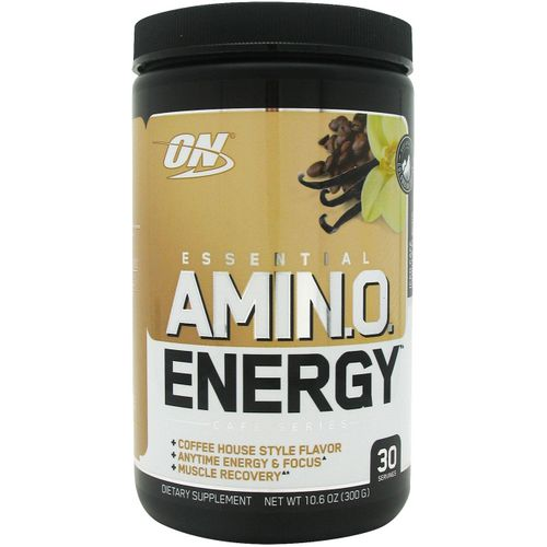 Optimum Nutrition Essential Amino Energy Dietary Supplement Powder
