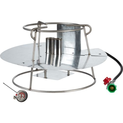 King Kooker Double Jet Propane Outdoor Cooker Set   View Number 1