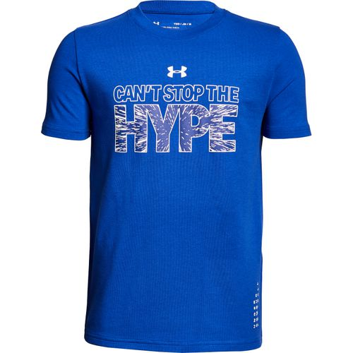Under Armour Boys' Can't Stop the Hype T-shirt