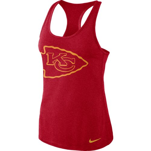 Nike Women's Kansas City Chiefs Dry Tank Top