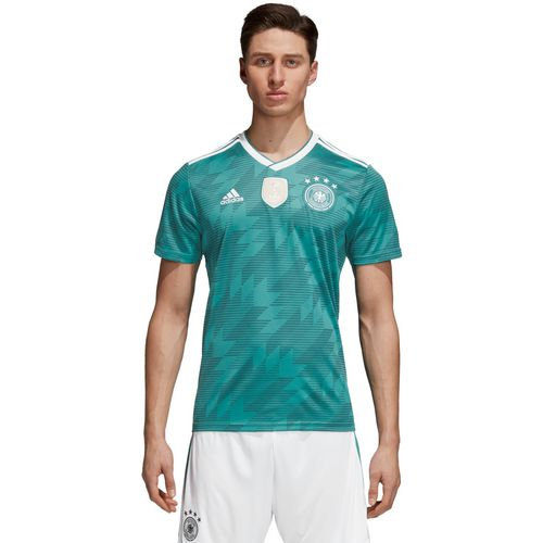 adidas Men's 2018 Germany Away Soccer Jersey - view number 3