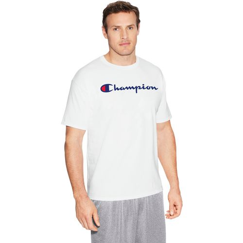 Champion Men's C Logo Graphic Jersey T-shirt - view number 2
