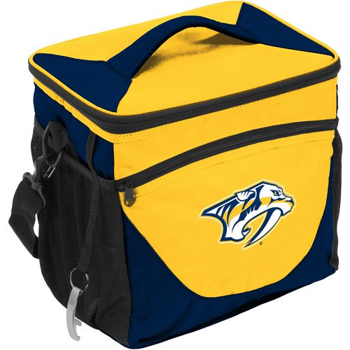 Logo Nashville Predators 24-Can Cooler