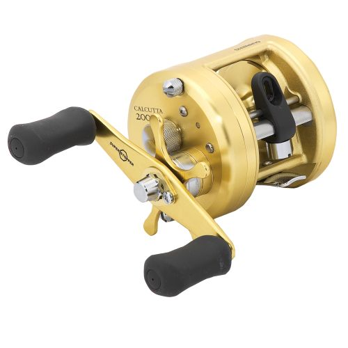 Shimano Calcutta 200 B Round Baitcast Reel Right-handed