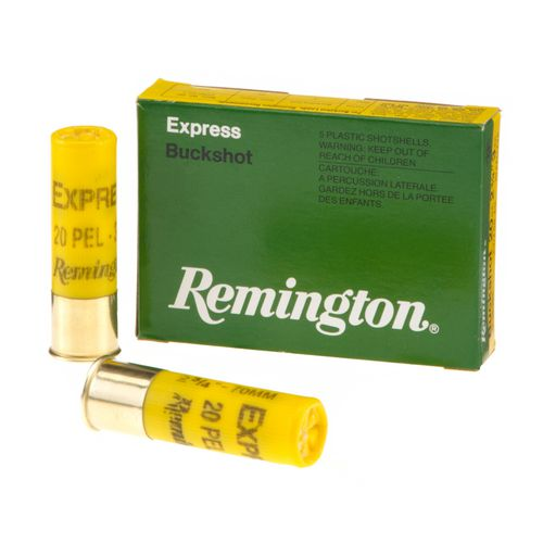 Remington Express 20 Gauge Buckshot