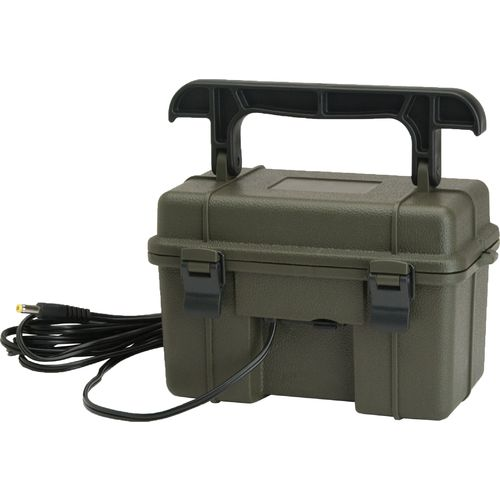 Display product reviews for Stealth Cam 12V Battery Box Kit
