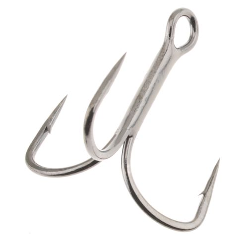 Gamakatsu Extra-Wide Gap Treble Hooks - view number 1