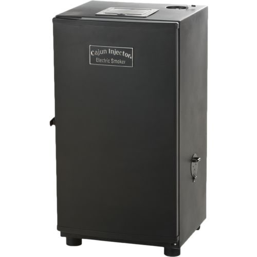 Cajun Injector Electric Smoker