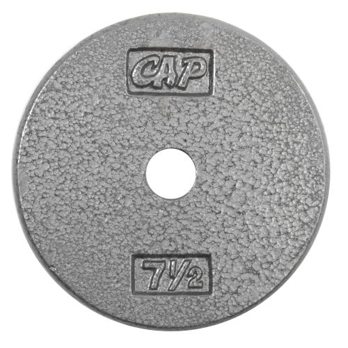 Display product reviews for CAP Barbell 7.5 lb. Standard Plate