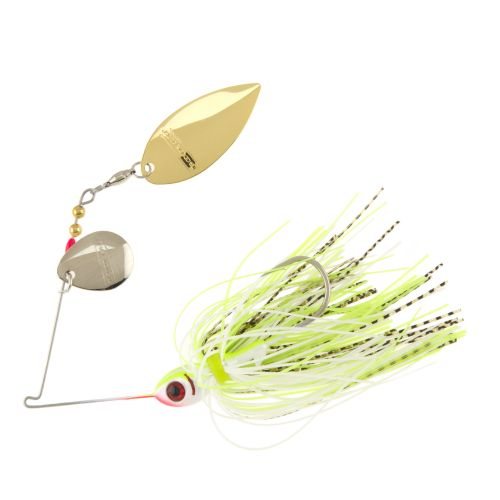 BOOYAH Counter Strike 3/8 oz Tandem Blade Spinnerbait