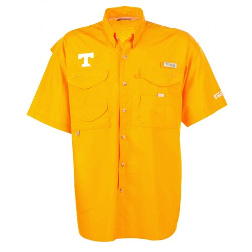 Image for Columbia Sportswear Men's Collegiate Bonehead™ University of Tennessee Shirt from Academy