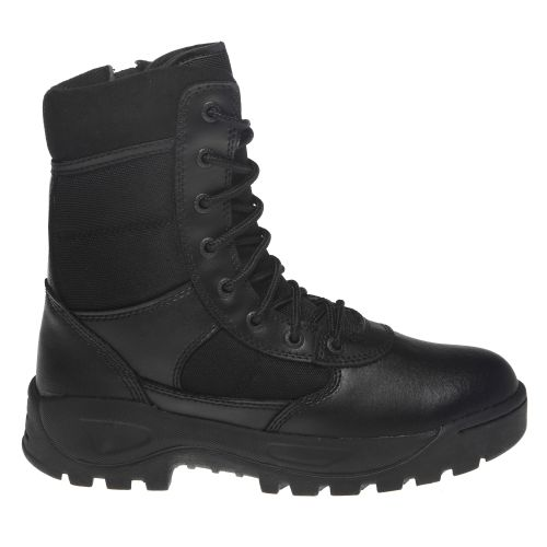 Brazos  Women s 8  Task Force Side Zip Tactical Boots