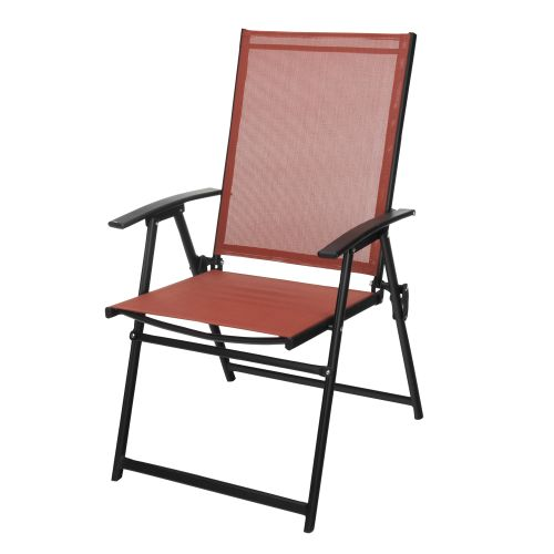 Image for Mosaic Folding Sling Chair from Academy