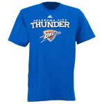 adidas Men's Oklahoma City Thunder True T-shirt