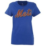 Majestic Women's New York Mets Off-Field Drama David Wright T-shirt