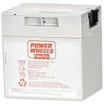 Power Wheels® 12V Rechargeable Battery