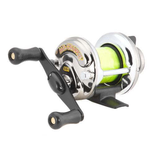 Mr. Crappie® Slab Shaker™ Baitcast Reel Right-handed