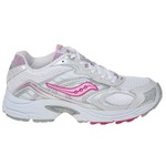 Saucony Girls' Cohesion 3 Running Shoes