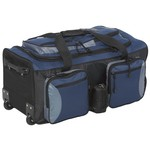 Overland Travelware Sports Gear Upright Duffel Wheeler