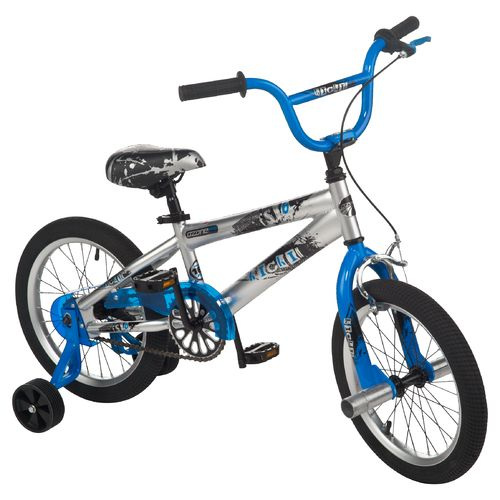 "Ozone 500® Boys' 16"" 1-Speed Kick It Bicycle"
