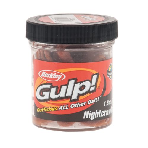 "Display product reviews for Berkley® Gulp! 6"" Extruded Nightcrawlers"