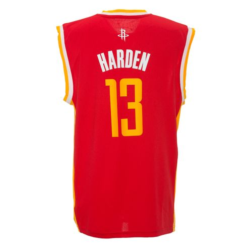 ed26460a8d4 adidas™ Men s Houston Rockets James Harden  13 NBA Revolution 30 Replica  Jersey hot sale.