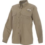 Magellan Outdoors™ Women's Lake Fork Poplin Long Sleeve Fishing Shirt
