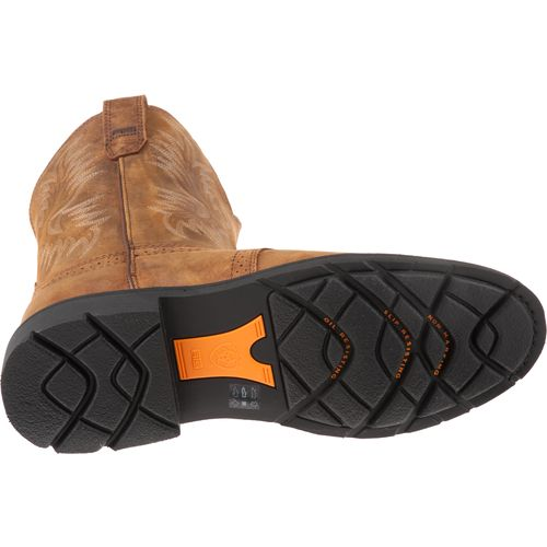 Ariat Men's Sierra Saddle Work Boots - view number 5