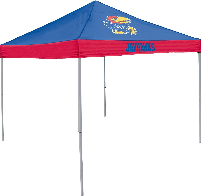 Logo Chair University of Kansas 2-Logo Tailgate Tent
