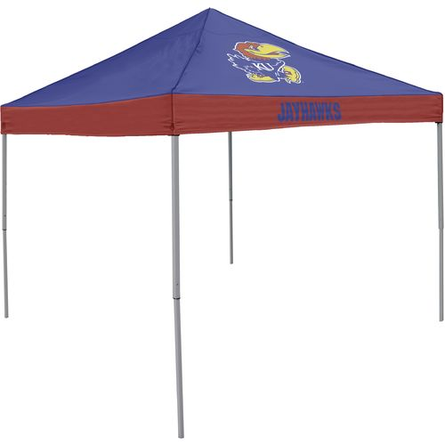 Logo™ University of Kansas 2-Logo Tailgate Tent