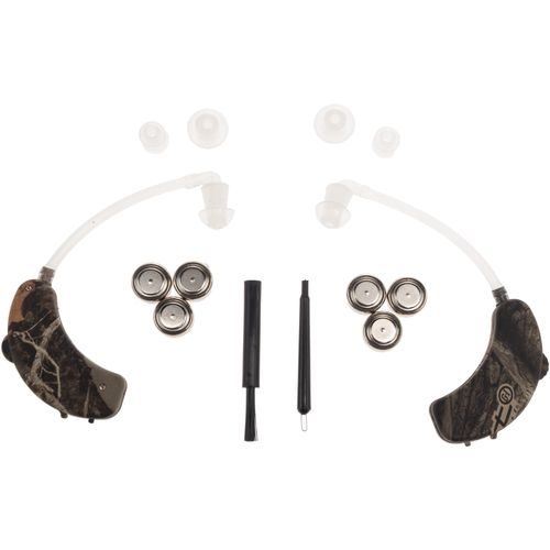 Walker's Ultra BTE Camo Hearing Aids 2-Pack