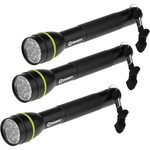 Brinkmann Q-Beam® 12-LED Flashlights 3-Pack