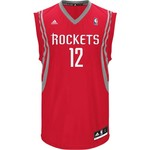 adidas™ Boys' Houston Rockets Dwight Howard #12 Revolution 30 Replica Road Jersey