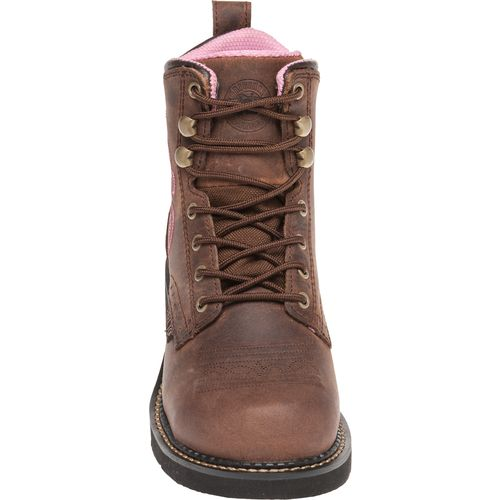 Justin Women's Gypsy® Aged Bark Steel Toe Work Boots - view number 3