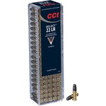 CCI® Select .22 LR 40-Grain Lead Round-Nose Rimfire Ammunition - view number 1