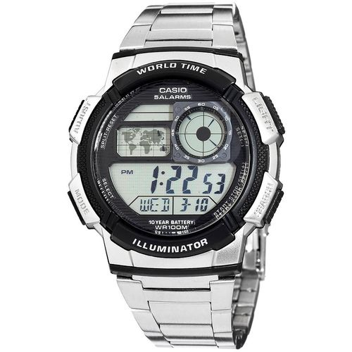 Casio Men's Classic World Time Sport Watch