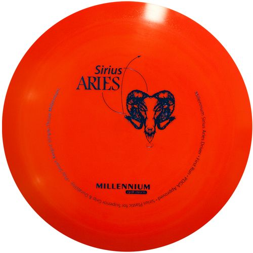Millennium Sirius Aries Golf Disc