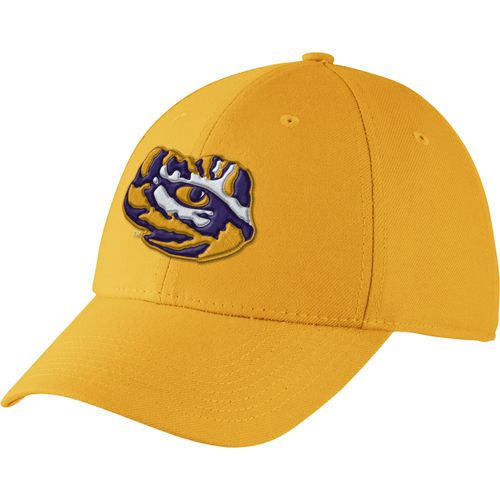 Nike™ Men's Louisiana State University Dri-FIT Swoosh Flex Cap