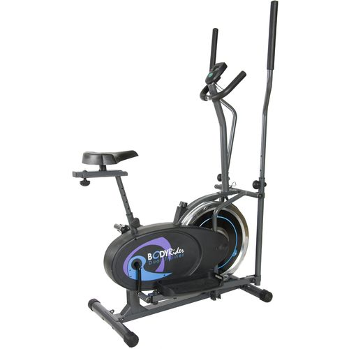 Display product reviews for Body Rider Deluxe 2-in-1 Cardio Dual Trainer