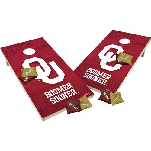 Wild Sports Tailgate Toss XL SHIELDS University of Oklahoma